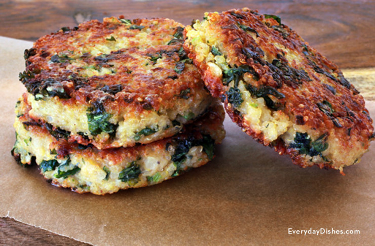 kale-quinoa-patties-