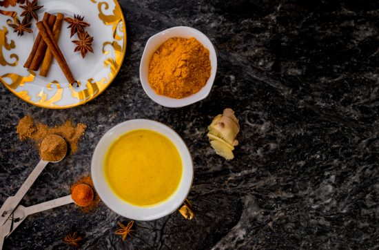 Anti-Inflammatory Coconut Turmeric Tea