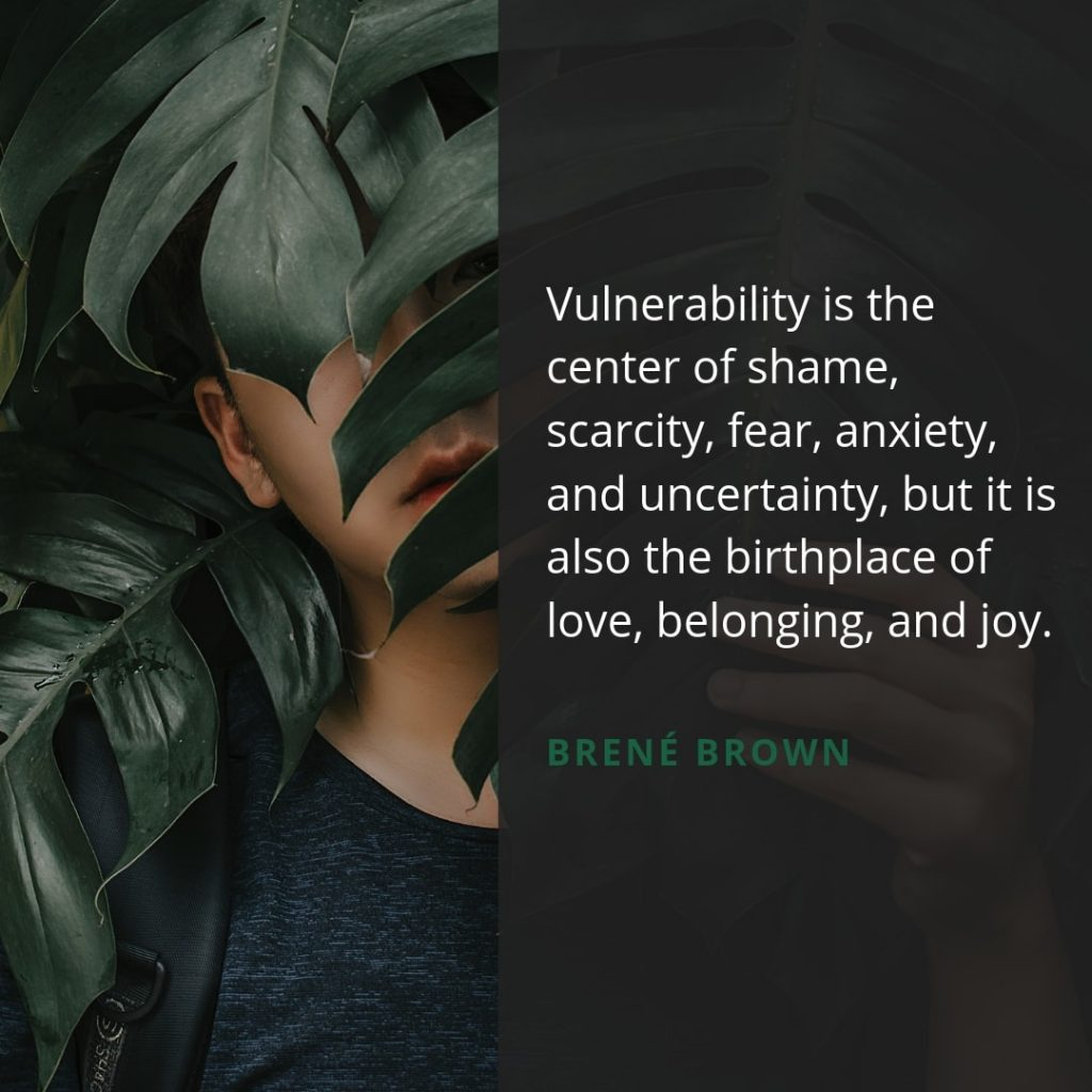 25 Thought Provoking Vulnerability Quotes From Brene Brown S Netflix Special Mental Olympian