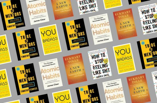 25 of the Best Self Help Books